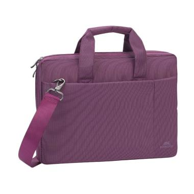 Rivacase 8221 Laptop Bag - Purple [13 Inch]