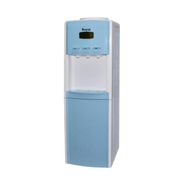 Royal RCQ 335 WH Top Load Water Dispenser Galon Atas - White Blue