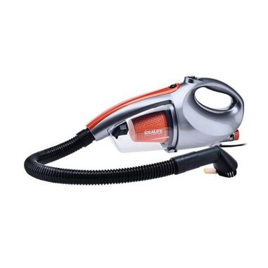 Idealife IL-130S 2in1 Vacuum and Blow Cleaner - Grey Orange