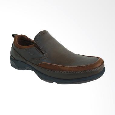 Borsa Chester Elder 2 Sepatu Pria - Dark Brown