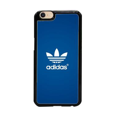 Guard Case Adidas Blue O1212 Custom Hardcase Casing For Oppo A83