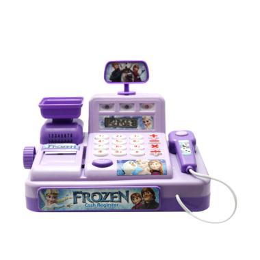 Yoyo Kasir Cash Register Play Set Frozen Mainan Edukasi Anak