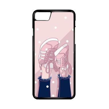 harga Bunnycase Sneakers Girl Art L0433 Custom Hardcase Casing for iPhone 7 or 8 Blibli.com
