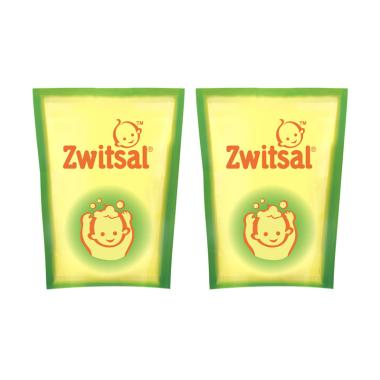 Zwitsal Natural Pouch Baby Shampoo [450 mL/ 2 Pcs] 21152893