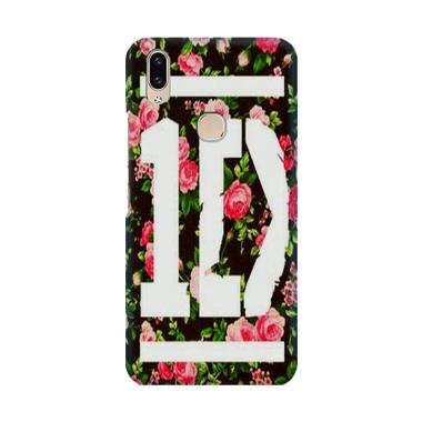 Acc Hp 1D One Direction Floral O3331 Custom Casing for Vivo V9