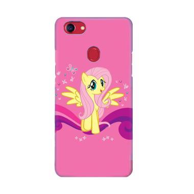 Acc Hp My Little Pony Fluttershy L2500 Custom Casing for Oppo F7