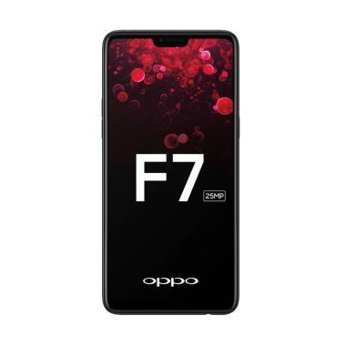 Oppo F7 Diamond Black 64 Gb