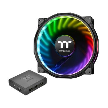 Thermaltake Riing Plus 20 RGB Case  ... dition [CL-F069-PL20SW-A]