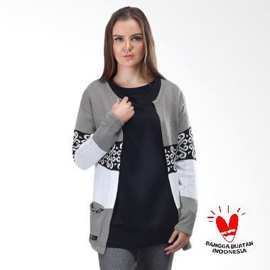 Kuzatura KVK 935 Women Sweater Kasual Wanita