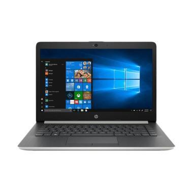 harga HP 14-cm0095AU Notebook - Silver [AMD E2-9000e/4GB/1TB/14 Inch/Windows 10] Blibli.com