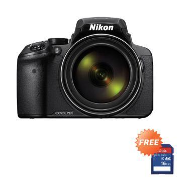 harga Nikon Coolpix P900 Digital Camera + Free SDHC [16 GB] Blibli.com