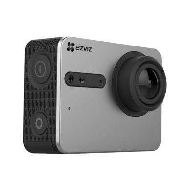 Ezviz S5 Action Camera - Grey [4K]