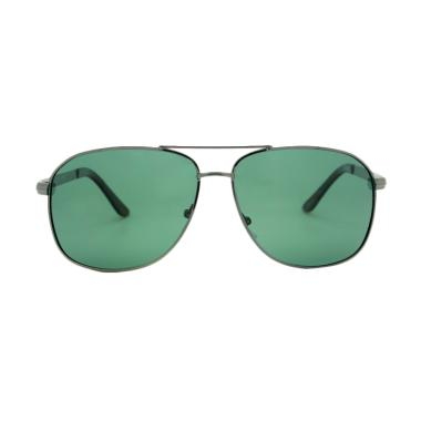 Polar Polarized Lensa Sunglasses Kacamata - Green