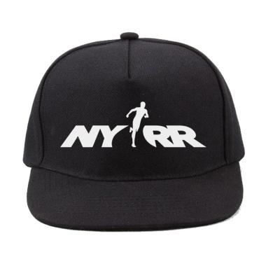 RLUCK8888 NY RR Snapback - Hitam
