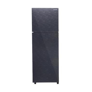Sharp SJ-246XG-MS Kulkas [2 Pintu]