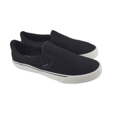 Kappa Slip On Shoes - Black OC-SS-03
