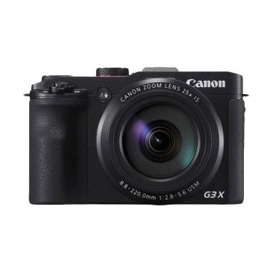 Canon G3x Kamera Prosummer - Black