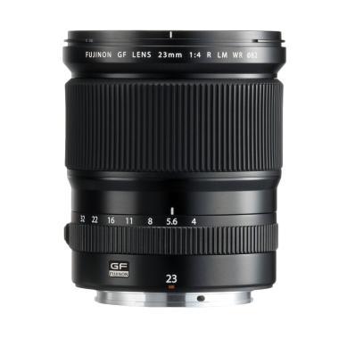 Fujifilm GF 23mm f/4 R LM WR Lensa Kamera