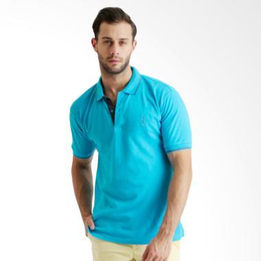 Labette Basic Plain Polo Shirt - Tosca