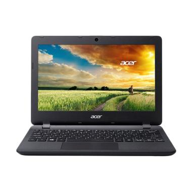 Acer Aspire ES1-132-C72S Notebook - Hitam [Intel N3350/2GB/11.6 Inch]