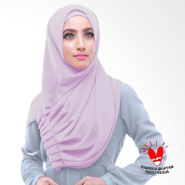 Milyarda Hijab Alya - Ungu