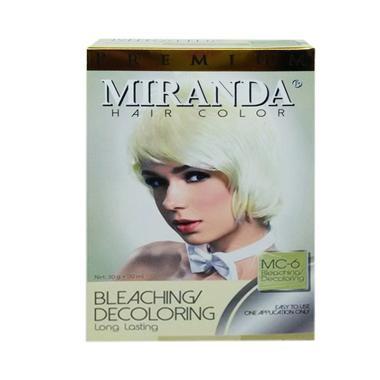 Jual Bleaching Rambut Miranda Online - Harga Baru Termurah Maret ... f6306d66d1