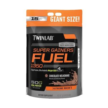 Twinlab Super Gainer Fuel Cokelat Penambah Berat Badan [12 Lbs]