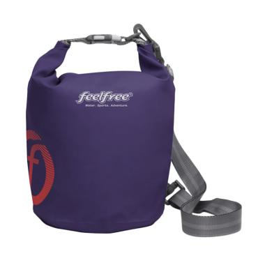 Feelfree Dry Tube Bag - Purple [5 L]