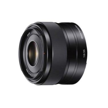 SONY SEL 35MM F1.8 OSS Lensa Kamera - Resmi