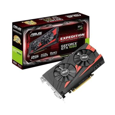 Asus EX-GTX1050-2G GTX Graphics Card
