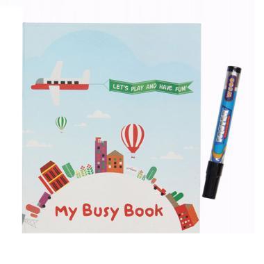 Elhana My Busy Buku Edukasi Anak