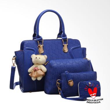 IMF BG255 Tas Import Tas Wanita - Biru