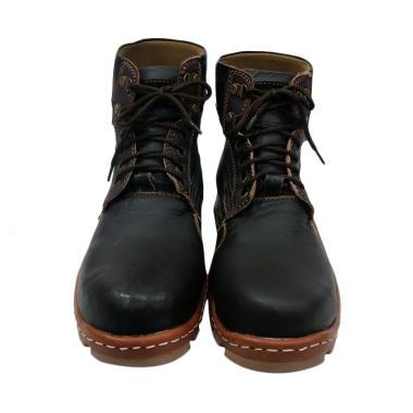 Kalong 013 Men Boots Shoes - Brown