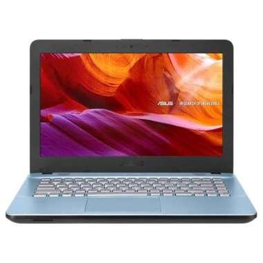 harga Asus X441MA-GA034T Notebook [N4020/ 4GB/ 256GB SSD/ 14 Inch/ Win10 Home] Peacock Blue Blibli.com