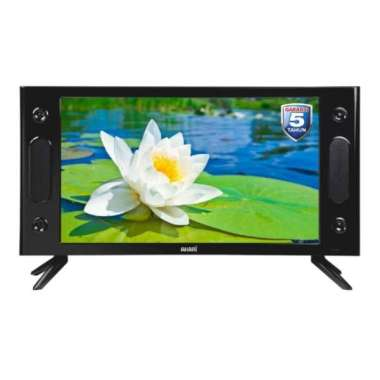 "TV LED AKARI 24"" LE-25V89 / AKARI TV LED LE25V89 24 Inch"