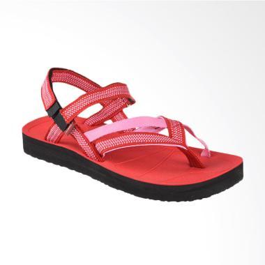 Carvil SAUDI-GL Sandal Wanita - Red