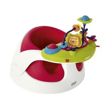 Mamas & Papas Baby Snug with Play Tray Kursi Makan Bayi - Red