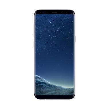 Samsung Galaxy S8 Plus Smartphone - Black [64GB/4GB]