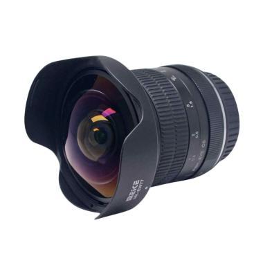 Meike 8 MM APS-C F3.5 Fish Eye Lensa Kamera for Nikon DSLR