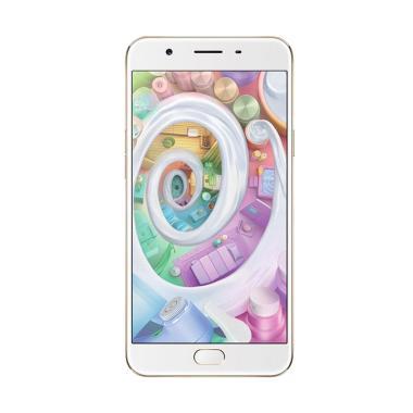 Oppo F1S Smartphone - Gold [64 GB/4 GB]