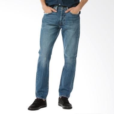 Levi's 501 Customized & Tapered Jeans Rosebowl Celana Pria  28894-0002