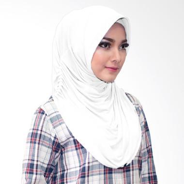 Milyarda Hijab Rumina Jilbab Instan - Putih