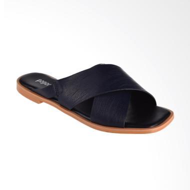 Papercut Shoes GZ 02 Long Xin YX13- ... Sandal Wanita - Navy Blue