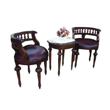 Sen Furniture Belini Chest Set Kursi Tamu