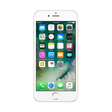 Apple iPhone 6 32 GB Smartphone - Gold [Garansi Resmi]