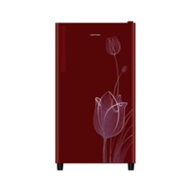 POLYTRON Belleza 2 PRO16LTR One Door Refrigerator - Red [160 L]
