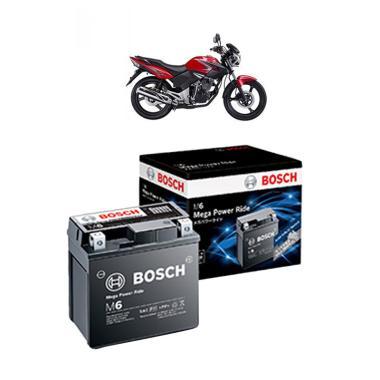 Bosch AGM RBT6A Aki Kering Motor for Honda Tiger