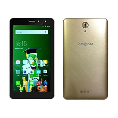 Advan S7C Vandroid Sekolah Tablet - Gold] [4GB/512MB]