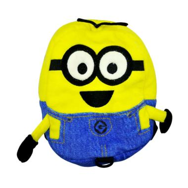 Minion Dave Backpack Anak - Yellow
