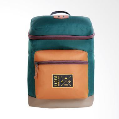 Eiger LS Trip Pack Migrate 15L Backpack Pria - Olive